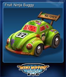 Mini Motor Racing EVO Card 6