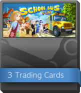 School Bus Fun Booster Pack