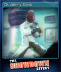 The Showdown Effect Card 1