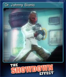 The Showdown Effect Card 1
