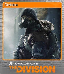 Tom Clancy's The Division Foil 2