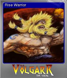 Volgarr the Viking Foil 5