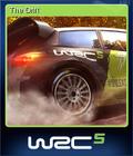 WRC 5 FIA World Rally Championship Card 3