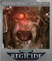 Warhammer 40,000 Regicide Foil 04
