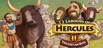 12 Labours of Hercules II The Cretan Bull Logo