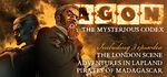 AGON - The Mysterious Codex (Trilogy) Logo