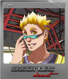 Bionic Heart Foil 5