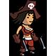 Braveland Pirate Badge 3