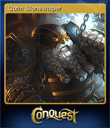 Conquest of Champions Card 2