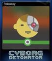 Cyborg Detonator Card 1