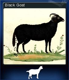 Goat Simulator Card 1