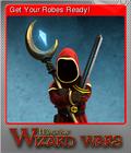 Magicka Wizard Wars Foil 1