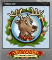 New Yankee in Santa's Service Foil 2