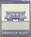 Paper Train Traffic Foil 3