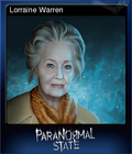 Paranormal State Poison Spring Card 6