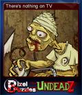 Pixel Puzzles UndeadZ Card 01