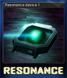 Resonance Card 5