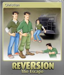 Reversion - The Escape Foil 3