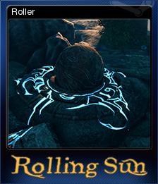 Rolling Sun Card 1