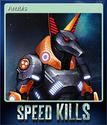 Speed Kills Card 2