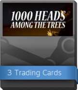 1,000 Heads Among the Trees Booster Pack