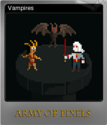 Army of Pixels Foil 1