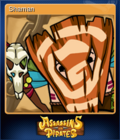 Assassins vs Pirates Card 8