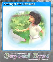 Beyond Eyes Foil 4