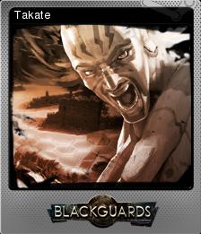 Blackguards Foil 7