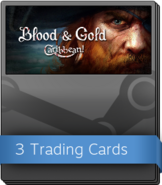 Blood & Gold Caribbean Booster Pack