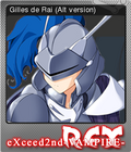 EXceed 2nd - Vampire REX Foil 4