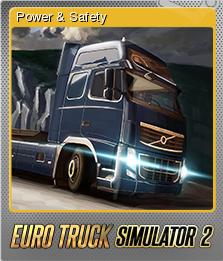 Euro Truck Simulator 2 Foil 4