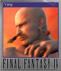 FINAL FANTASY IV Foil 3
