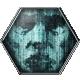 Frozen Synapse Prime Badge Foil