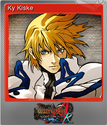 GUILTY GEAR XX ACCENT CORE PLUS R Foil 01