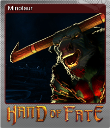 Hand of Fate Foil 5
