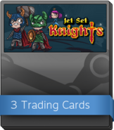Jet Set Knights Booster Pack