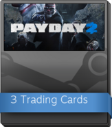 PAYDAY 2 2017 Booster Pack