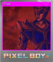 Pixel Boy Card 02 Foil
