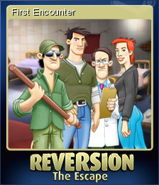 Reversion - The Escape Card 6
