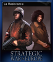 Strategic War in Europe Card 6