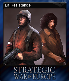 Strategic War in Europe Card 6