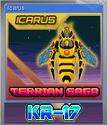 Terrian Saga KR-17 Foil 2