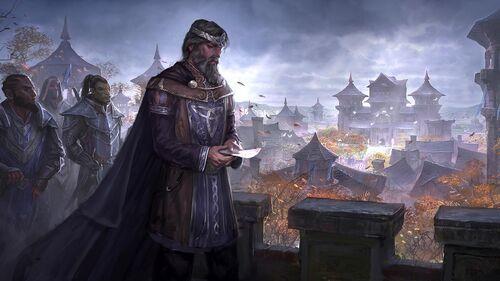 The Elder Scrolls Online Artwork 6