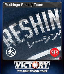 Victory The Age of Racing Card 4
