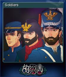 Abyss Odyssey Card 4