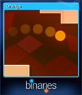 Binaries Card 1