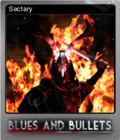 Blues and Bullets Foil 3