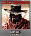 Call of Juarez Gunslinger Foil 1
