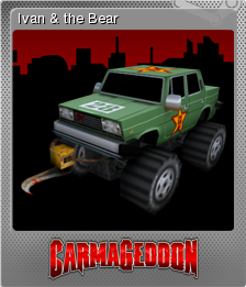 Carmageddon Max Pack Foil 6